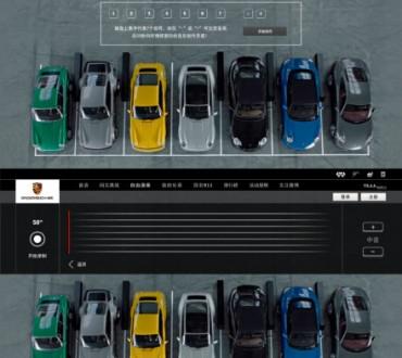 Les 50 ans de Porsche en Chine