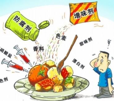 La menace alimentaire chinoise, opportunité pour les sociétés étrangères