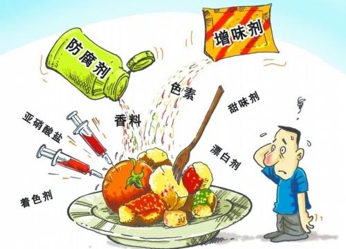 securité alimentaire Chine