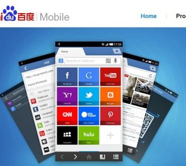 130millions d'utilisateurs mobile pour Baidu