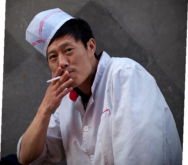 fumer chine