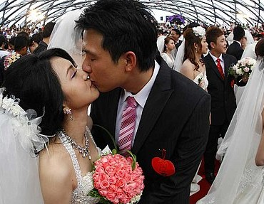 Evolution sur la législation du mariage en Chine