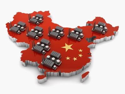 Chine hosting