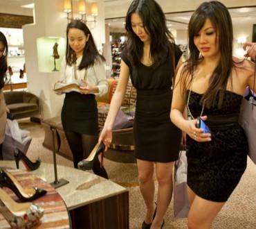 Pourquoi les marques de luxes se concentrent désormais sur les touristes chinois
