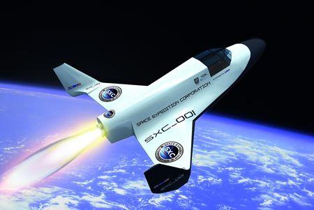 Le rêve des riches chinois est de partir dans l'espace