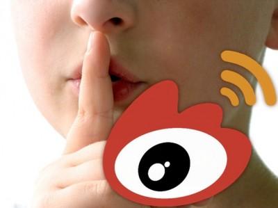 Weibo laisse place à de nombreuses pratiques, malheureusement, pas toutes des plus légales