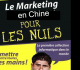 Marketing Chine a 5 ans