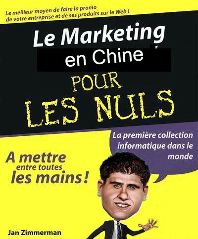 marketing en Chine pour les nuls