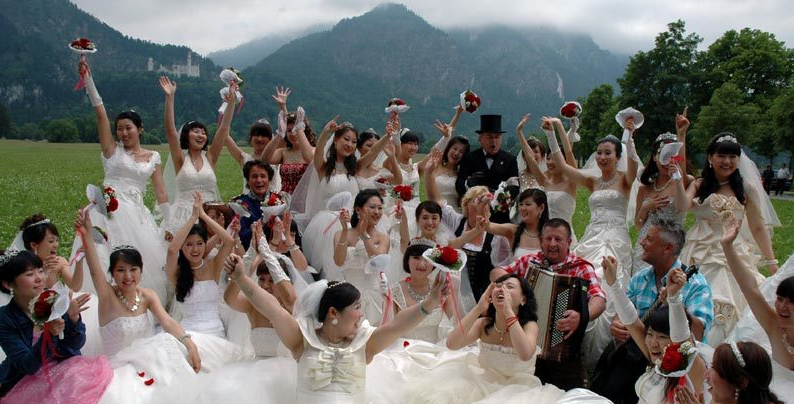 wedding planneur chinese