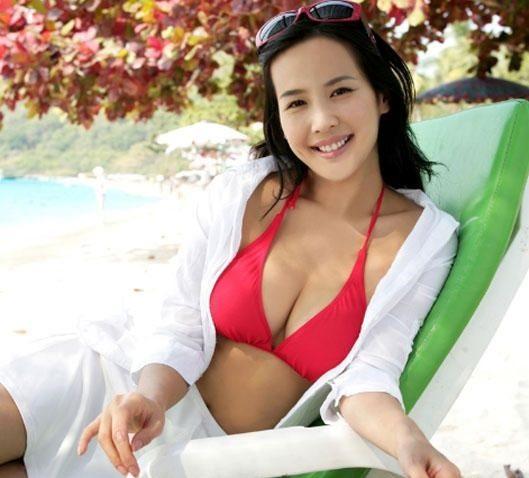 Jeune fille gros sein chinoise