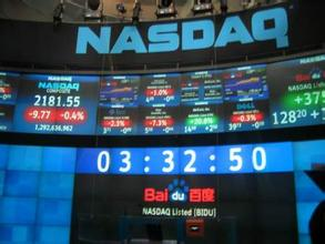 baidu and nasdaq