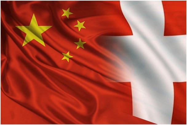 La Suisse et la Chine se rapprochent avec l'accord de libre-échange