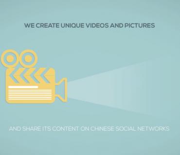 Production Vidéo à Shanghai (Chine)