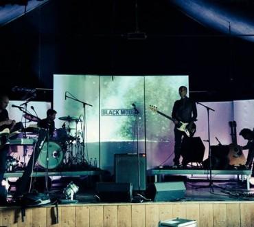 Le groupe de Pop Rock BlackMouses en tournée en Chine!