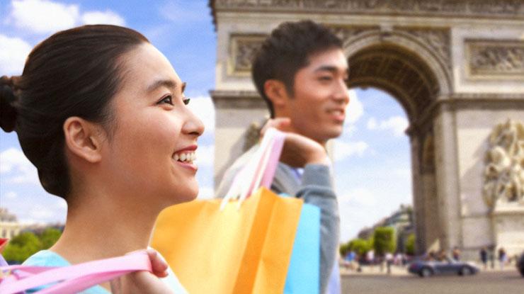 422 milliards de dollars c'est la taille du marché du tourisme émetteur en Chine