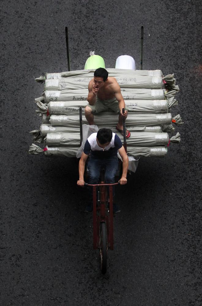 photo vélo Chinois