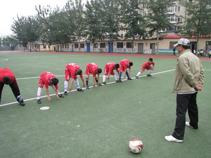 Le football bientôt obligatoire dans les écoles chinoises