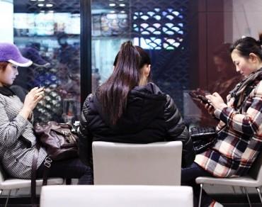 50% des chinois ont accès à Internet