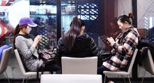 mobile internet utilisateurs