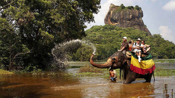 Pictures in the News: Sigiriya, Sri Lanka