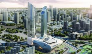 hôtel jumeirah_wuhan