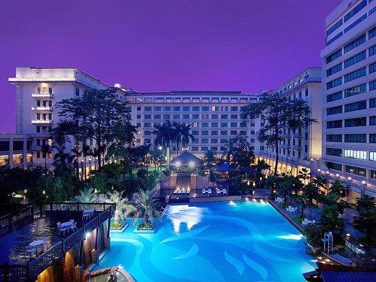 Les hôtels de luxe et l'économie chinoise