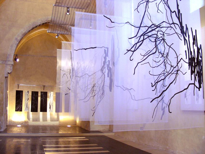 Un projet artistique au Centre d'Art Contemporain «La Plantation» à Pékin