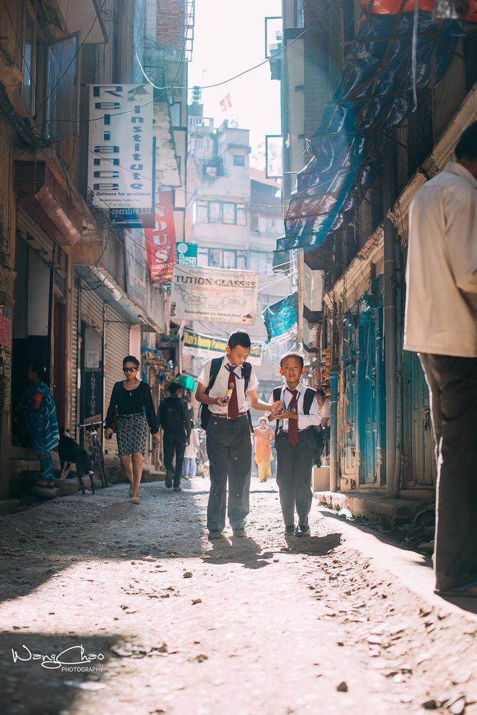 nepal voyage
