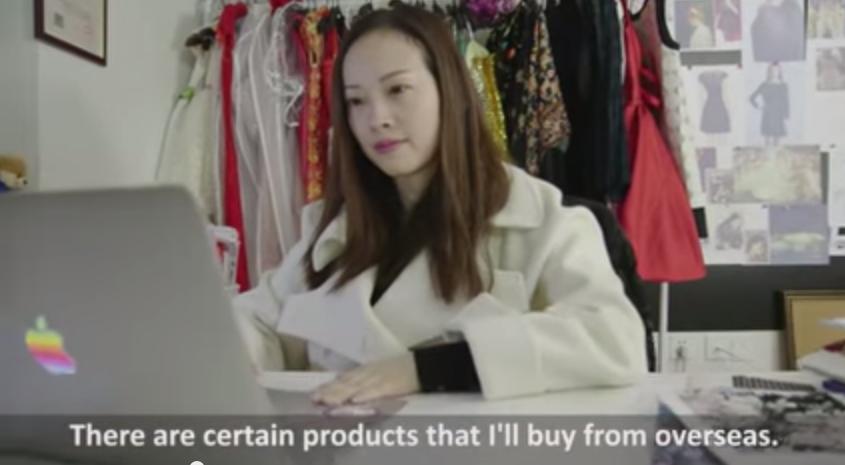 Tmall nous explique ce que pensent les chinois du eshopping