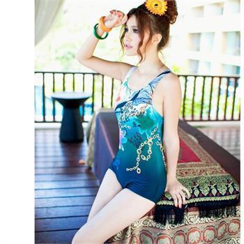 La «chinese touch» en matière de maillot de bain
