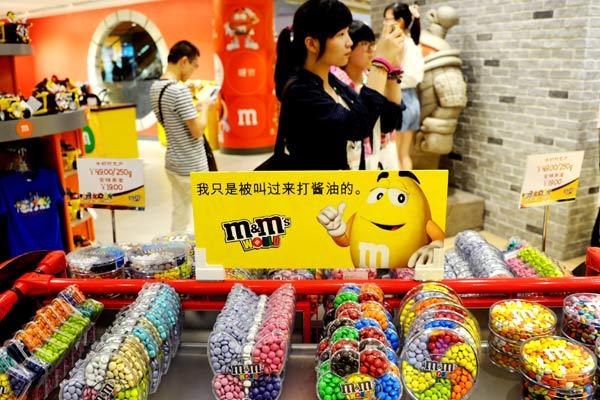 Qui a gagné la guerre du chocolat en Chine ?