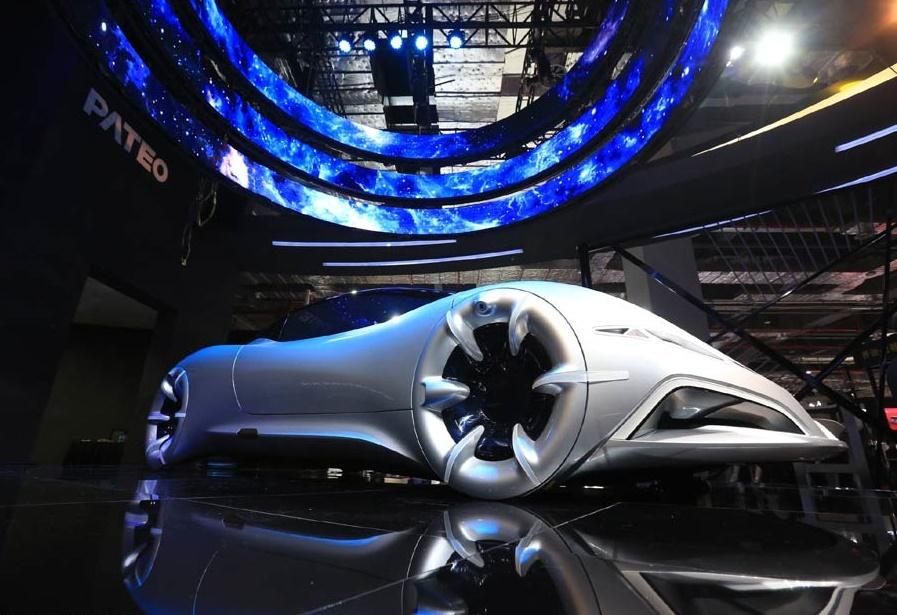 Quand les groupes High Tech chinois s'attaquent au marché de l'automobile