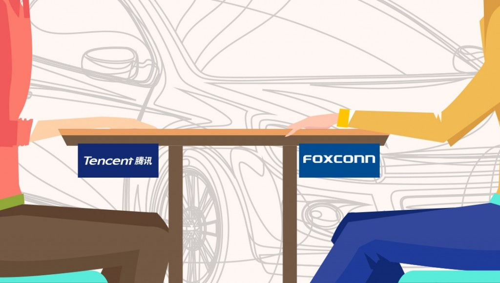 foxconn-technology-partners-with-tencent-to-make-smart-electric-vehicles