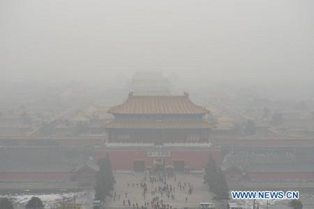La pollution en Chine, opportunités pour certaines entreprises en Chine