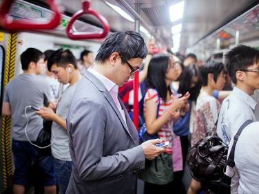 Le marché des smartphones en Chine (2015)