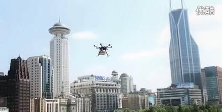 La course au marché du drone en Chine