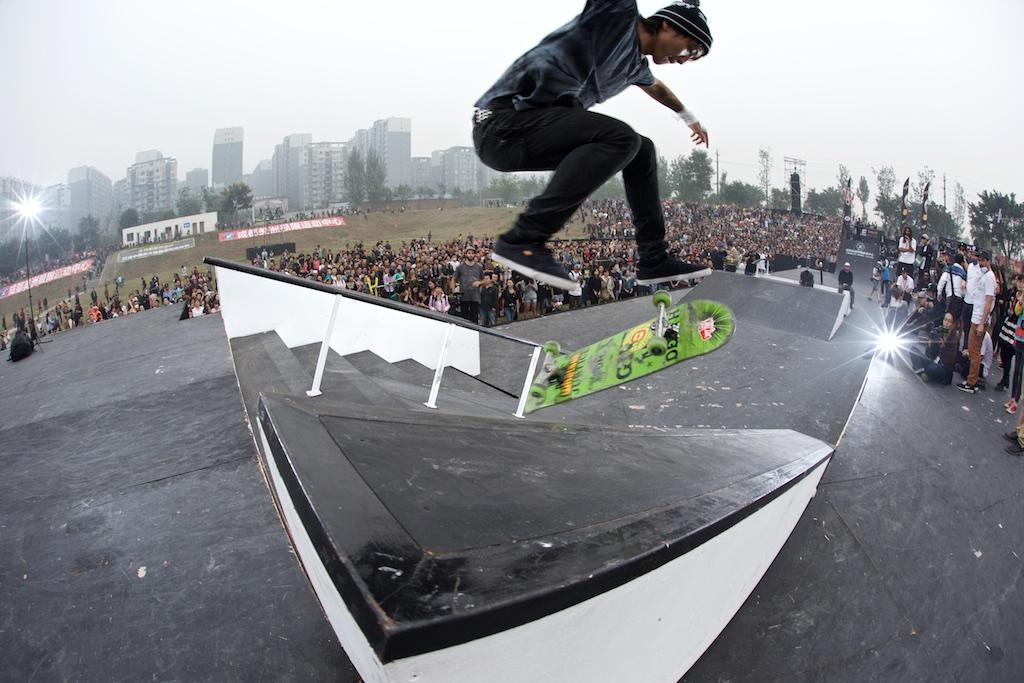 FISE : le plus gros rassemblement de sports extrêmes à Chengdu