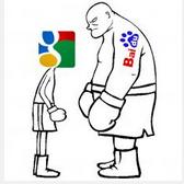 combat baidu google