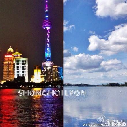 Onlylyon shanghai weibo