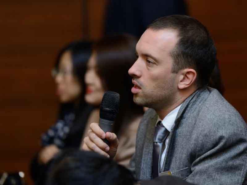 «Il était une fois un entrepreneur à Pékin» Interview de Jean Baptiste Audran