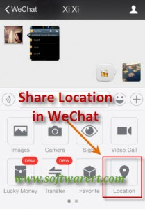 locationonwechat