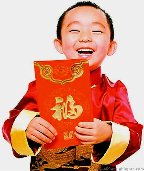 CNY red enveloppe