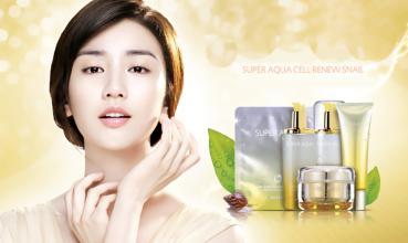 126% d'importation supplémentaire pour les produits de beauté des marques coréennes en 2016 !