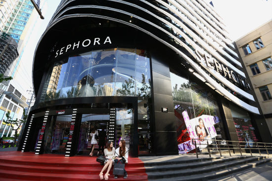 sephora in china
