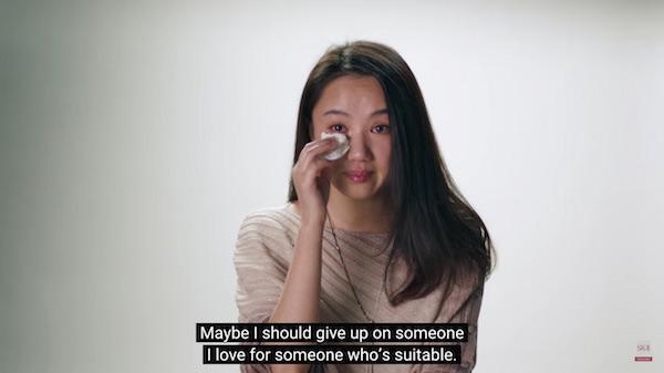 La campagne engagée d'une marque de cosmétique en Chine !