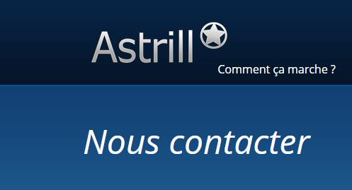 Les politiques douteuses de remboursement d'Astrill
