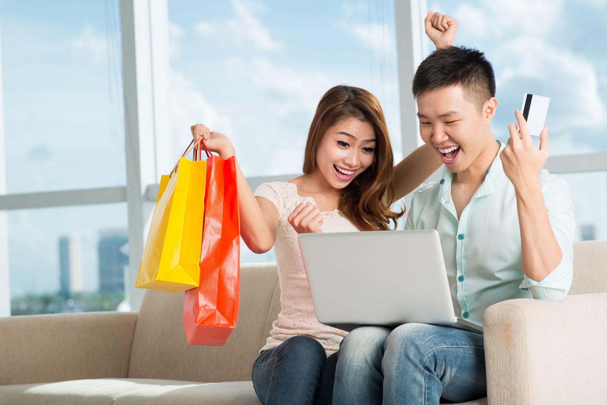 L'e-commerce devrait atteindre un quart de tous les consommateurs chinois d'ici 2020