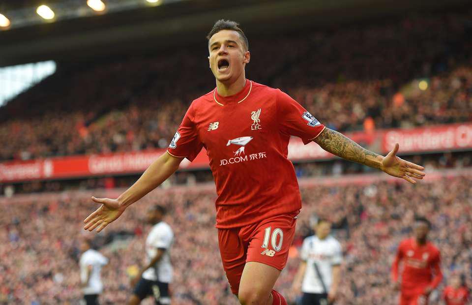 Le club de Liverpool  en partenariat avec JD.com