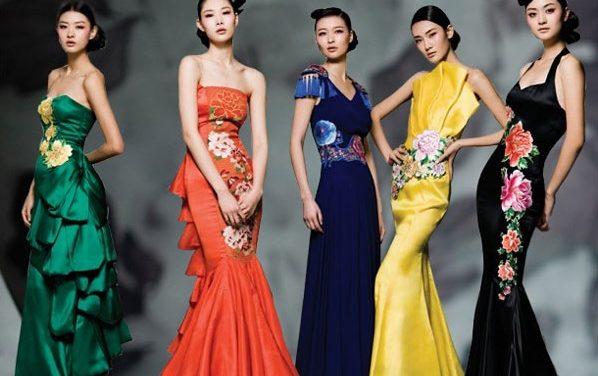La mode Chinoise en émergence