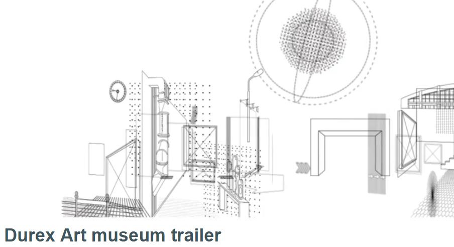 Le Musée Virtuel Durex en Chine